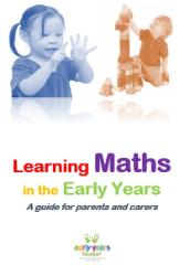 Learning Maths in the Early Years(1)